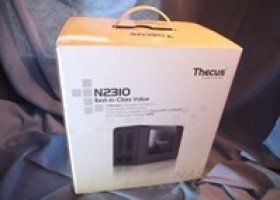Thecus N2310 NAS Server Review @ TestFreaks