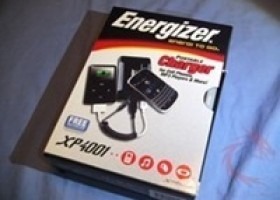 Video Review of Energizer Energi to Go XP4001 4000mAh Portable Battery @ DragonSteelMods
