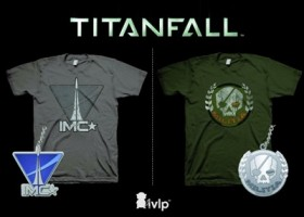 Titanfall Clothing and Gear Now Available from Level Up Wear