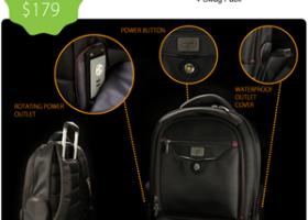 KickStarter: GoPlug Power Bags
