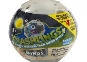 Crashlings in Stores Now