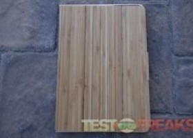 Grovemade Bamboo Case for iPad Air Review @ TestFreaks
