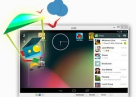 Android on Your Desktop Thanks to Andyroid