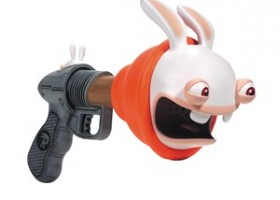 RABBIDS Toy Line from McFarlene Toys