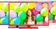 "Sceptre Adds Color to 32"" LED HDTV Series"