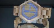 TokyoFlash Announces Kisai Night Vision Wood Watch