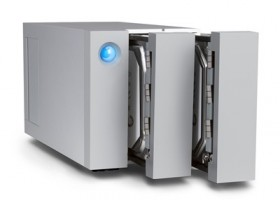 LaCie 2big Now with Thunderbolt 2