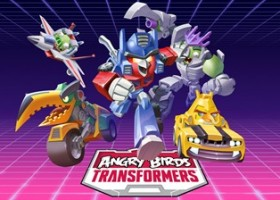 ANGRY BIRDS TRANSFORMERS is Coming