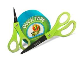 Fiskars Announces Duck Tape Scissors