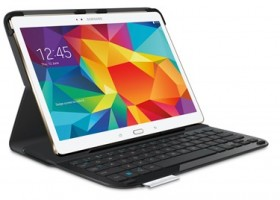 Logitech Expands its Tablet Keyboard Lineup for the Samsung Galaxy Tab S