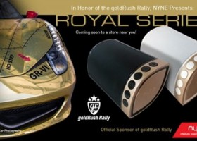 NYNE Announces Cruiser Royal Series Bluetooth Speakers