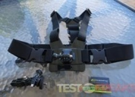 Review of Bracketron Xventure Chest Harness for GoPro Cameras @ TestFreaks
