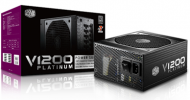 Cooler Master Announces the V1200 Platinum PSUs