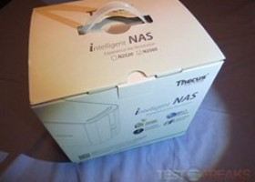 Thecus N2560 Intelligent NAS Review @ TestFreaks