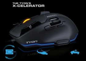 Roccat Intros Tyon Gaming Mouse