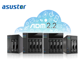 ASUSTOR Officially Releases ADM 2.2