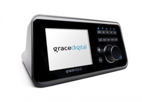 Grace Digital Launches Primo Wi-Fi Music Player