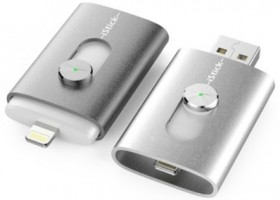 iStick World's First USB Flash Drive with Built-In Apple Lightning Connector Coming in August
