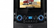Singing Machine iSM990BT Turns Your Tablet Into A Karaoke Machine