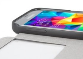 Moshi SenseCover for Samsung Galaxy S5 Now Available