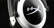 Kingston HyperX Releases Cloud White Edition Gaming Headset