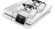 Nyko Intros White Modular Charge Station for Playstation 4