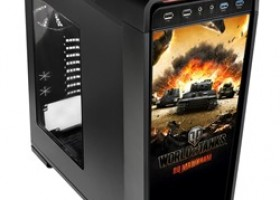 Thermaltake Intros Urban S71 World of Tanks Edition PC Case