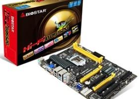 BIOSTAR Announces Hi-Fi B85S2G Intel Platform Motherboard for Multiple Uses