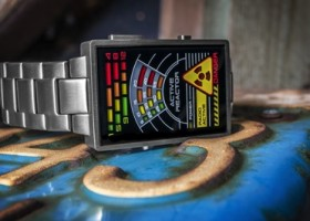 Tokyoflash Japan Launches Kisai Radioactive Watch