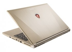 MSI Launches Limited Edition Gold GS60 Ghost Laptop