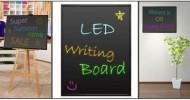 Pyle Launches Erasable Illuminated LED Writing Board
