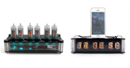KickStarter: NIWA IN12: Nixie Tube Clock and Smartphone Charging Dock