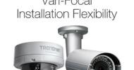 TRENDnet Ships Indoor/Outdoor Full HD Vari-Focal Network Cameras