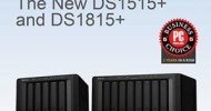 Synology Intros  Two New NAS Boxes, the 1515+ and the 1815+