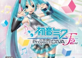 Hatsune Miku: Project DIVA F 2nd Out Now