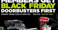 Sears to Open at 6pm Thanksgiving Day and Offer over 1,000 Doorbuster Deals