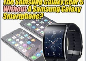 A Quick Look At The Samsung Galaxy Gear S Smartwatch @ Tech ARP