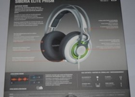 SteelSeries Siberia Elite Prism Gaming Headset Review @ Madshrimps