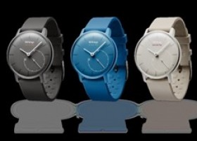 CES: Withings Launches Colorful Activité Pop Analog Watches with Built-in Activity Trackers