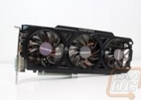 Gigabyte R9 280 Video Card Review @ LanOC Reviews