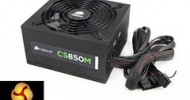 Corsair CS850M Power Supply Review @ Kitguru
