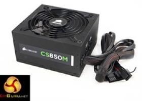 Corsair CS850M Power Supply Review @ Kitguru