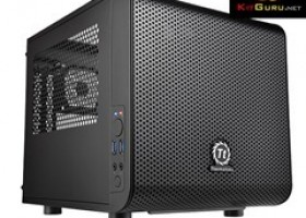 Thermaltake Core V1 Mini-ITX Case Review @ Kitguru