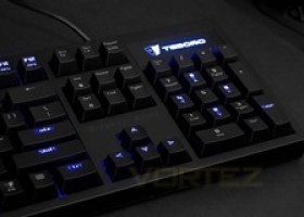 Tesoro Excalibur Keyboard Review @ Vortez