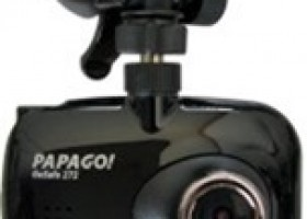 PAPAGO! GoSafe 272 Dashcam GS272-US Review @ Benchmark Reviews