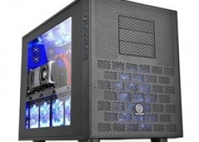 Thermaltake Core X9 E-ATX Cube Chassis Review @ TweakTown