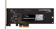 Kingston HyperX Intros Predator M.2 Pcie SSD