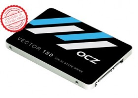 OCZ Launches Vector 180 Lines of SSDs