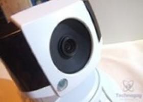 Compro TN900RW 720P PTZ Network Camera Review @ Technogog