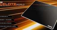Ozone Gaming Intros Ocelote World Aluminum Gaming Mousepad